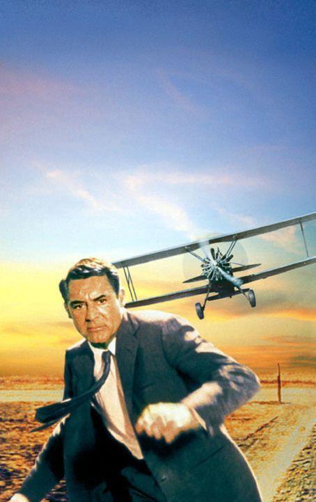 Der Unsichtbare Dritte - Artwork - Bildquelle: Warner Brothers