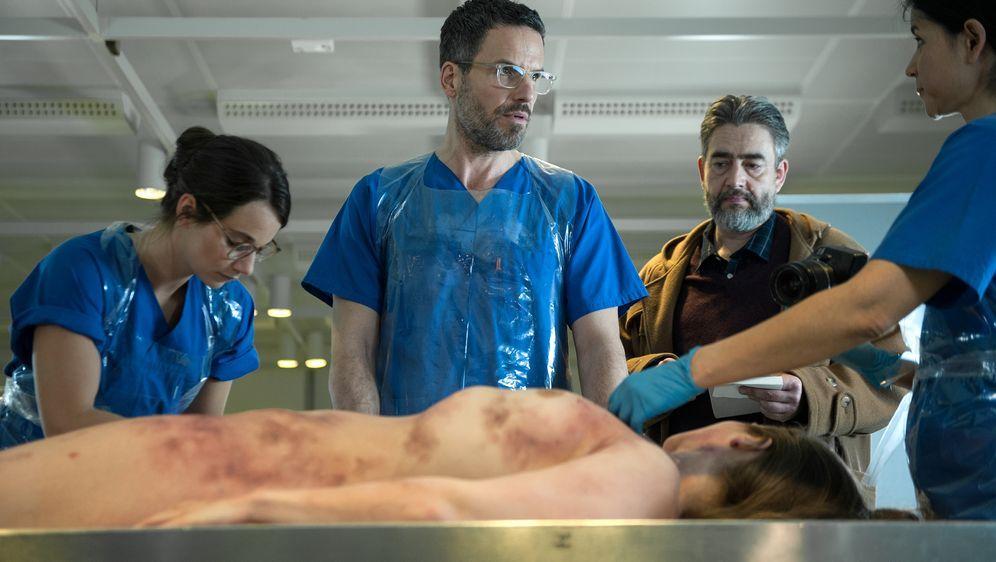 Zerschunden - Ein Fall für Dr. Abel - Bildquelle: Britta Krehl SAT.1 / Britta Krehl