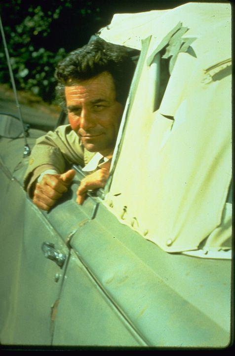 Columbo (Peter Falk) - Bildquelle: 1976 Universal City Studios LLLP. All Rights Reserved.