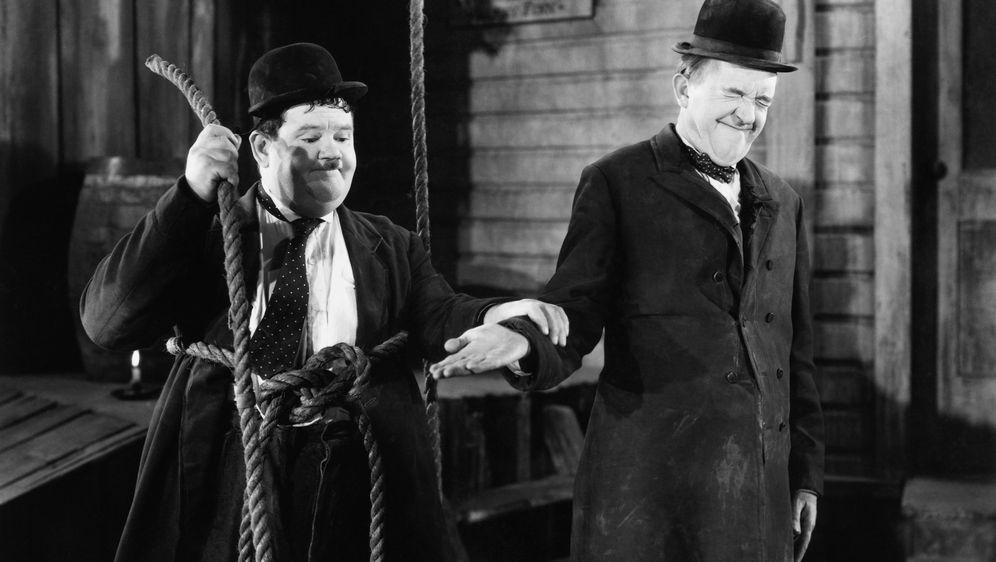 Dick und Doof im Wilden Westen - Bildquelle: Metro-Goldwyn-Mayer