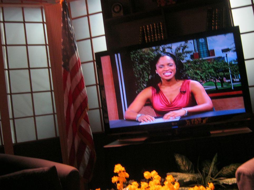 Als die angesehene Journalistin Arthel Neville mit ihrem Ehemann nach San Diego zieht, beginnt für sie der Horror. Ein geistesgestörter Fan stellt i... - Bildquelle: Kate Findlay-Shirras Atlas Media, 2011