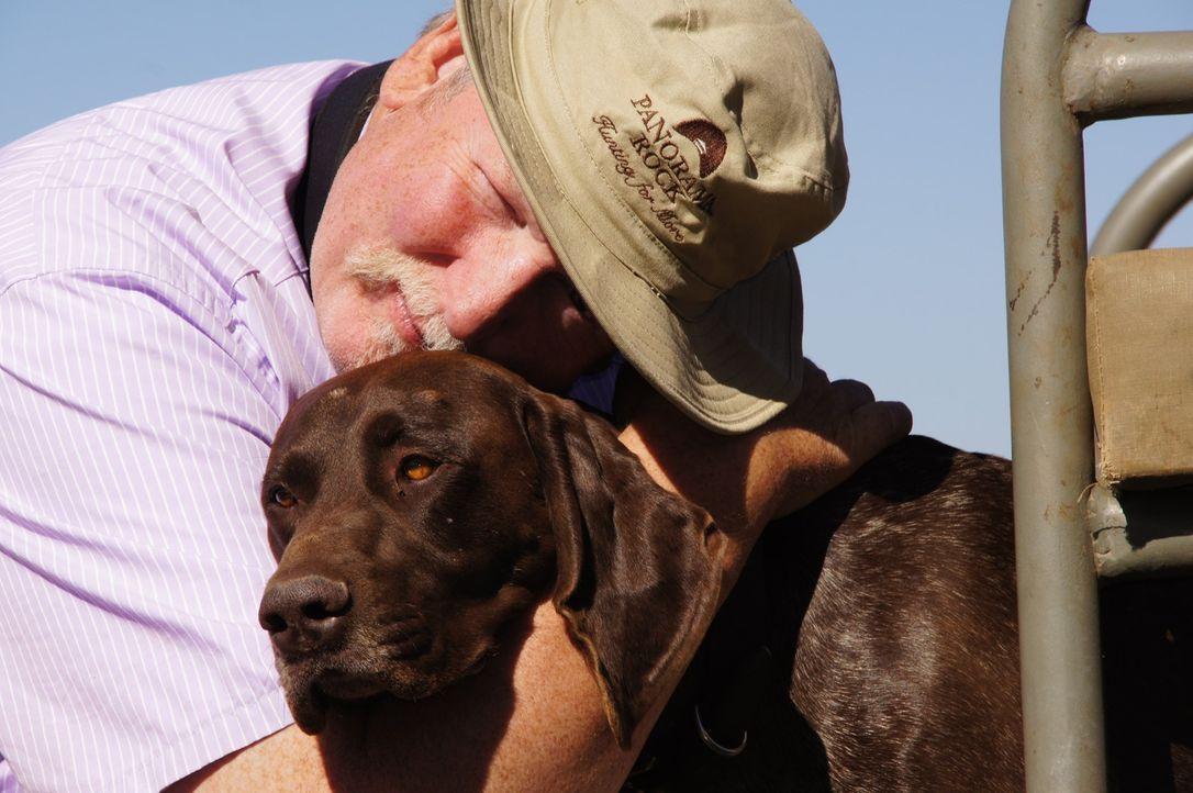 Geht auf Hausbesuche nach Afrika: Pferdeflüsterer Tamme Hanken ... - Bildquelle: SAT.1