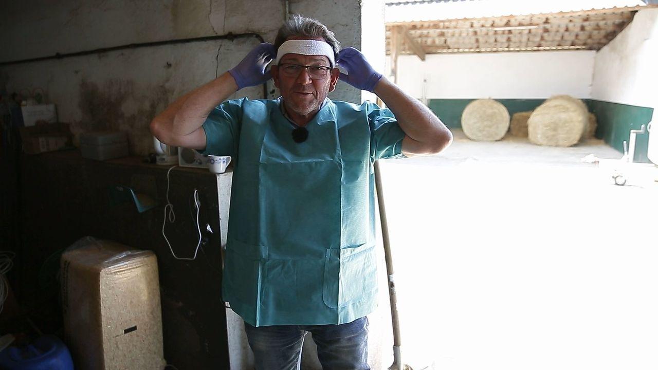 Dr. Herbert Dreesen - Bildquelle: SAT.1 GOLD