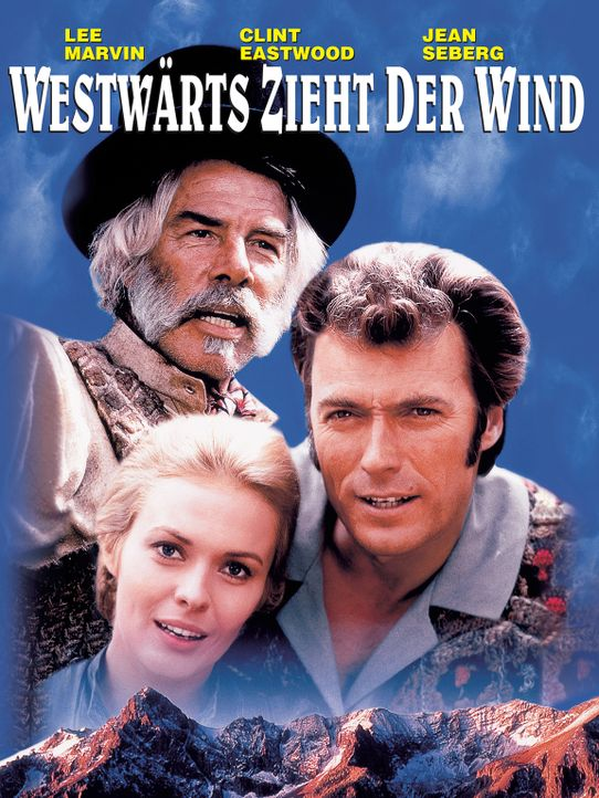 Westwärts zieht der Wind - Artwork - Bildquelle: TM, ® &   2018 by Paramount Pictures. All Rights Reserved.