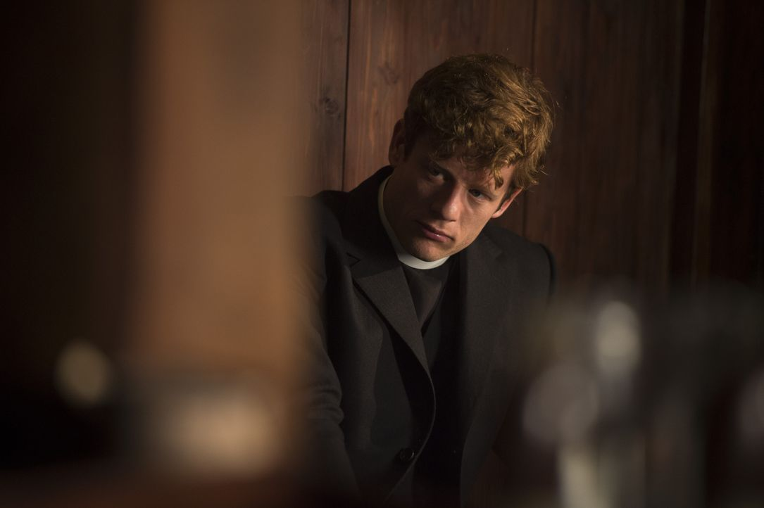 Sidney Chambers (James Norton) - Bildquelle: Colin Hutton LOVELY DAY PRODUCTION / ITV / Colin Hutton