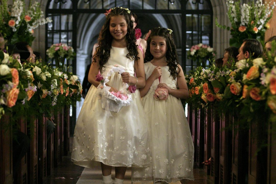 """Ausgerechnet für Amerikas bekanntestes Hochzeitsmagazin """"Wedding Bells"""" muss Pippa McGee als Redakteurin einspringen! Und das, wo sie Hochzeiten abg... - Bildquelle: First Look Media"""