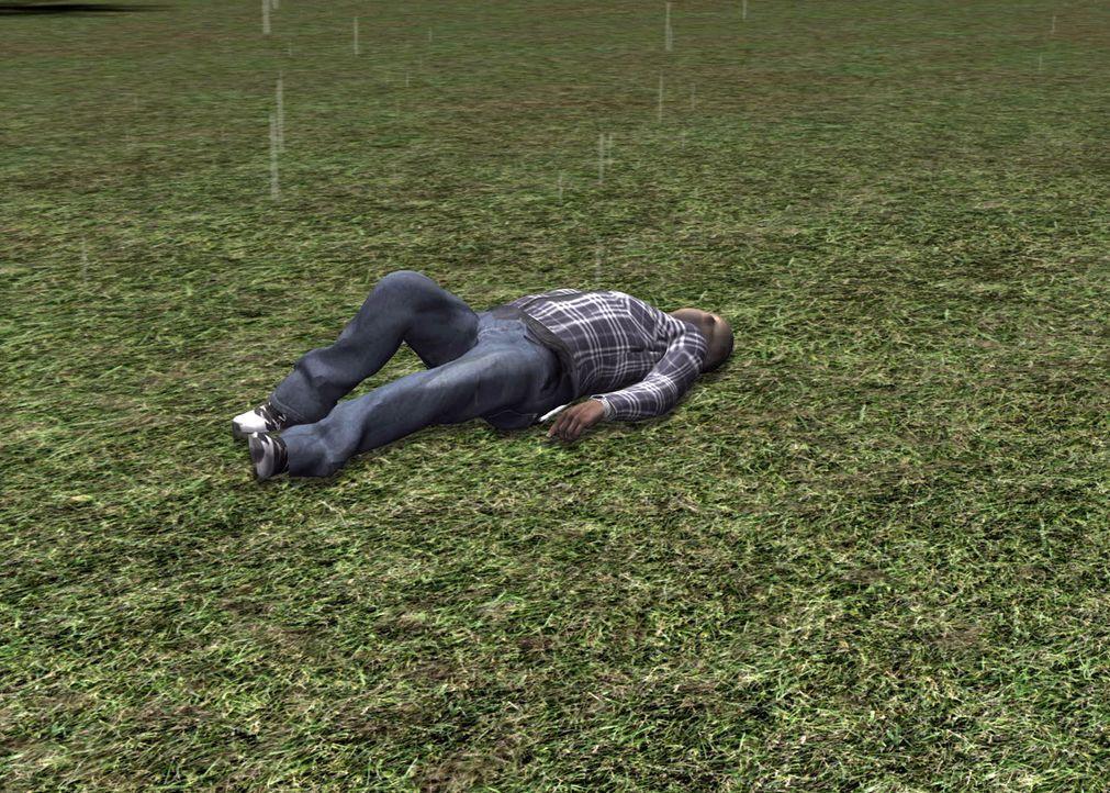 Am Morgen des Muttertags wird ein etwa 58-jähriger Mann tot auf einem offenen Feld gefunden. Ohne sein Handy ... - Bildquelle: A&E Television Networks