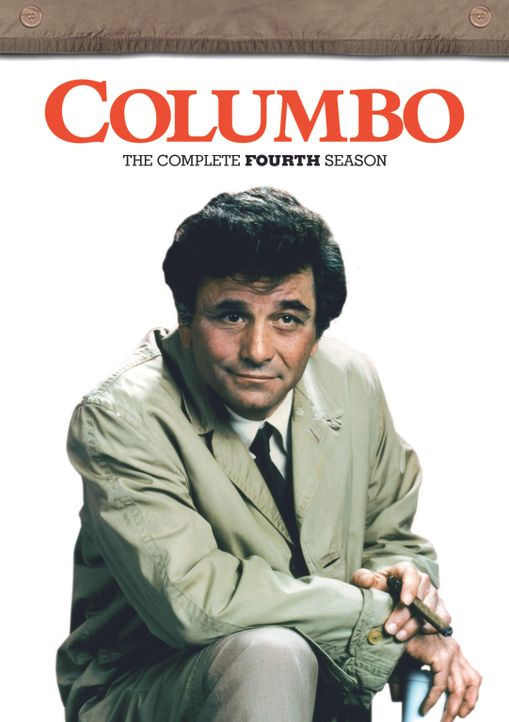 (04. Staffel) - Columbo - Artwork - Bildquelle: 1974 Universal City Studios LLLP. All Rights Reserved.