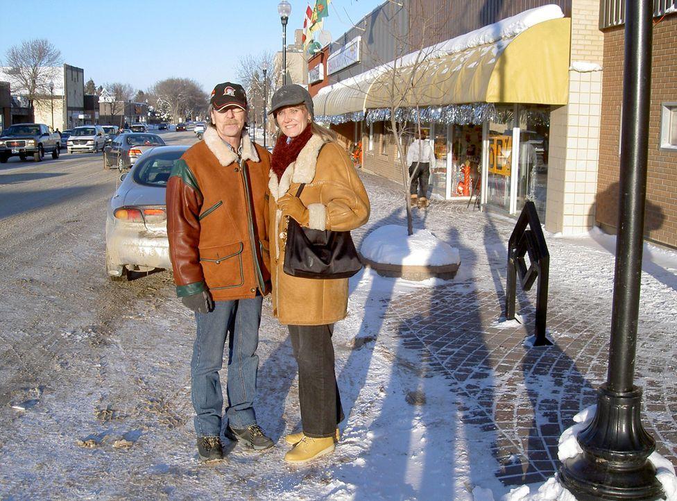 Peter (52) und Marion Ritter (42) kämpfen für ihren Traum in Kanada. Sie wollen dort irgendwann als Pferdetrainer arbeiten. - Bildquelle: kabel eins