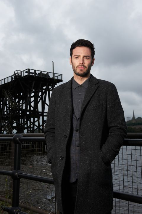 Joe Ashworth (David Leon) - Bildquelle: ITV Studios