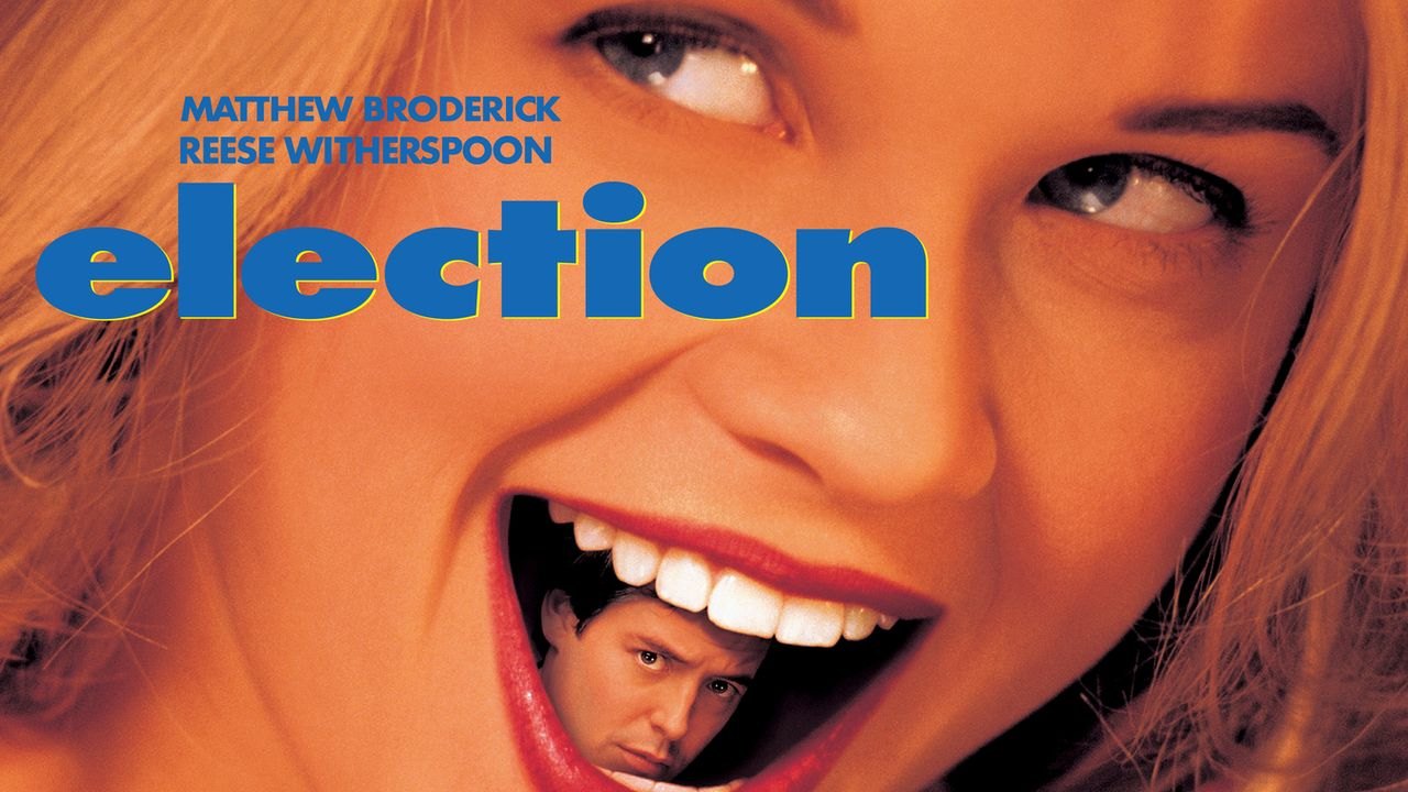 Election - Artwork - Bildquelle: TM &   1999 BY PARAMOUNT PICTURES. ALL RIGHTS RESERVED.