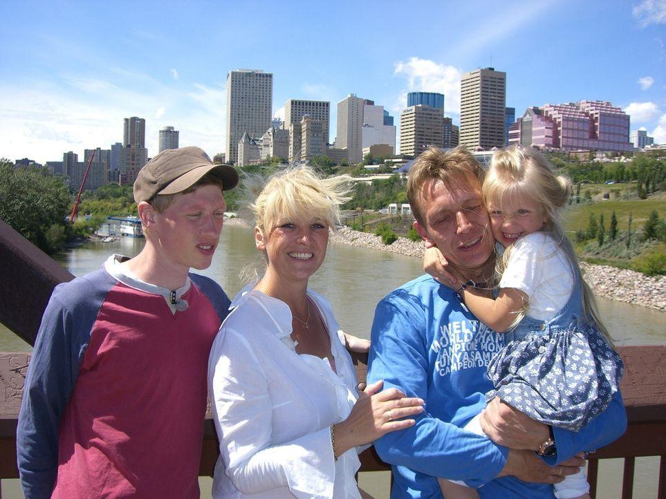 Die Müllers leben in Deutschland von Hartz 4, aber damit will sich die 4-köpfige Familie aus Thüringer keineswegs abgeben. Vor allem die kleine Soph... - Bildquelle: kabel eins
