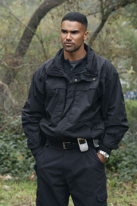 Derek Morgan (Shemar Moore) - Bildquelle: 2005 CBS BROADCASTING INC. All Rights Reserved.
