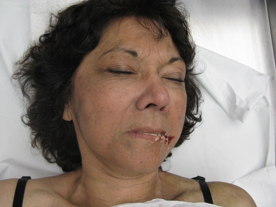 (4. Staffel) - Dr. Jan Garavaglia, eine der renommiertesten Pathologinnen in den USA, gibt einen Einblick in ihre Arbeit und erklärt, wie sie zusamm... - Bildquelle: MMXI ATLAS MEDIA CORPORATION