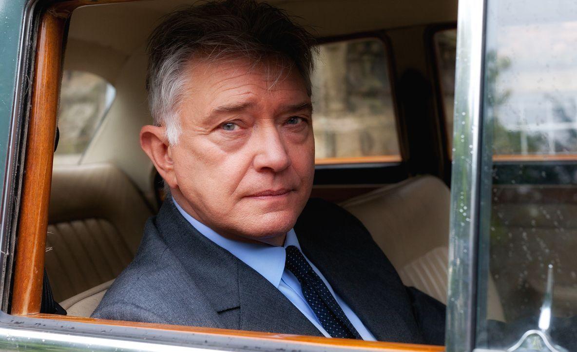 Als sein Freund China ums Leben kommt, ist George Gently (Martin Shaw) tief getroffen. Er setzt alles daran herauszufinden, wie das passieren konnte... - Bildquelle: ALL3MEDIA & Company Pictures