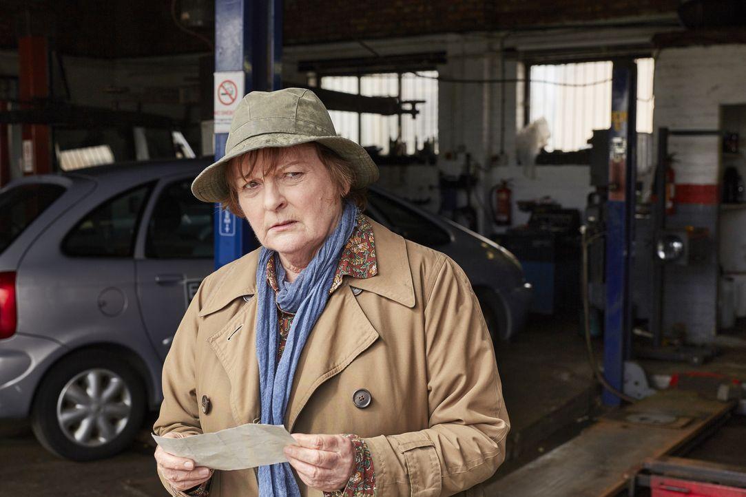Vera Stanhope (Brenda Blethyn) - Bildquelle: Justin Slee ITV Studios