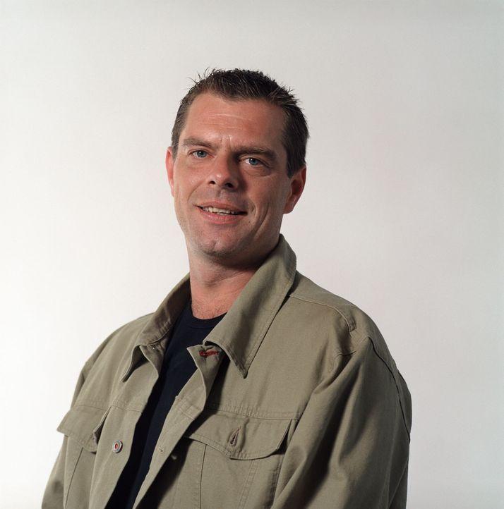 Kommissar Jens Loors aus Kleve ... - Bildquelle: Mike Kuhlmey SAT.1 / Mike Kuhlmey