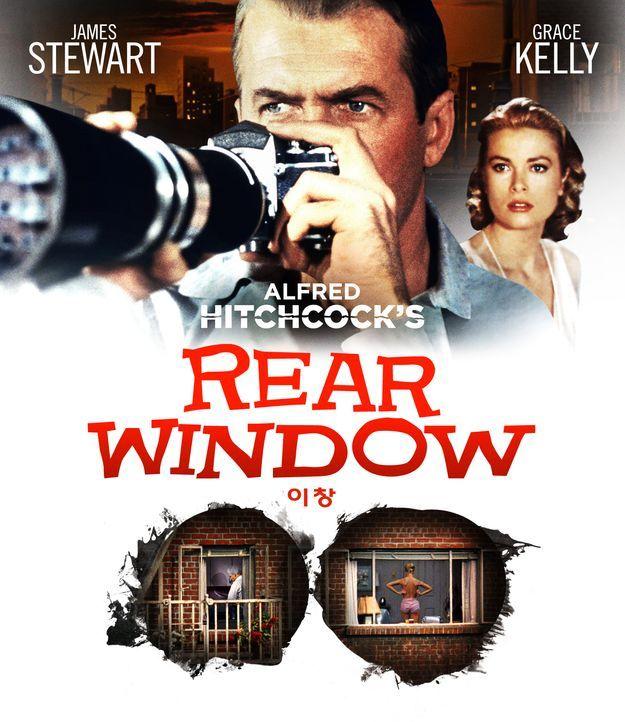 Das Fenster zum Hof - Plakat - Bildquelle: NBC Universal
