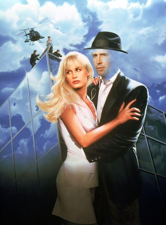 Jagd auf einen Unsichtbaren - Artwork - Bildquelle: 1992 Warner Bros., Inc., Regency Enterprises VOF and Studio Canal+.  All rights reserved.