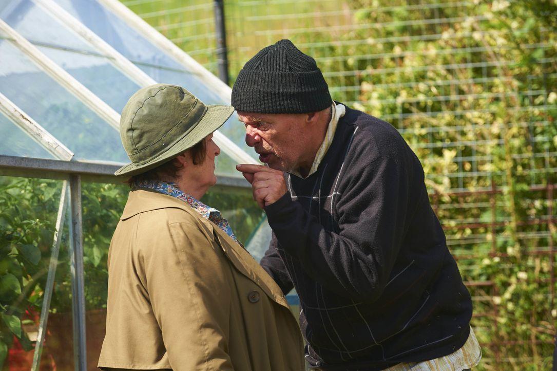 Vera Stanhope (Brenda Blethyn, l.); Bill Telling (George Costigan, r.) - Bildquelle: Rachel Joseph ITV Studios / Rachel Joseph