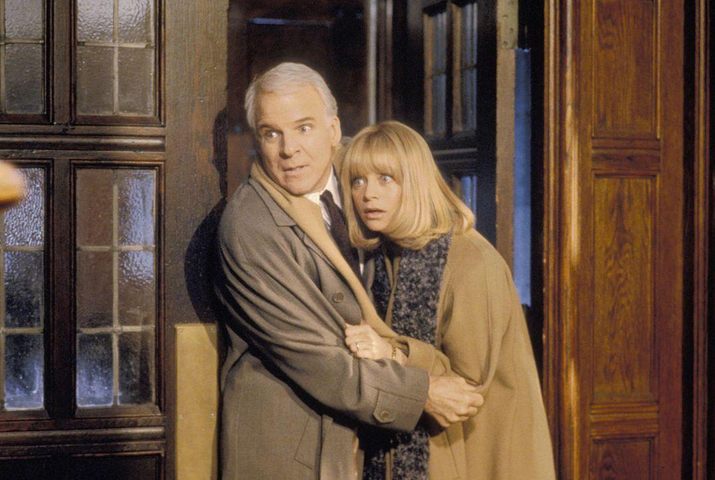 Ihr Ausflug steht unter keinem guten Stern: Henry (Steve Martin, l.) und Nancy Clark (Goldie Hawn, r.) ... - Bildquelle: TM, ® &   by Paramount Pictures. All Rights Reserved.