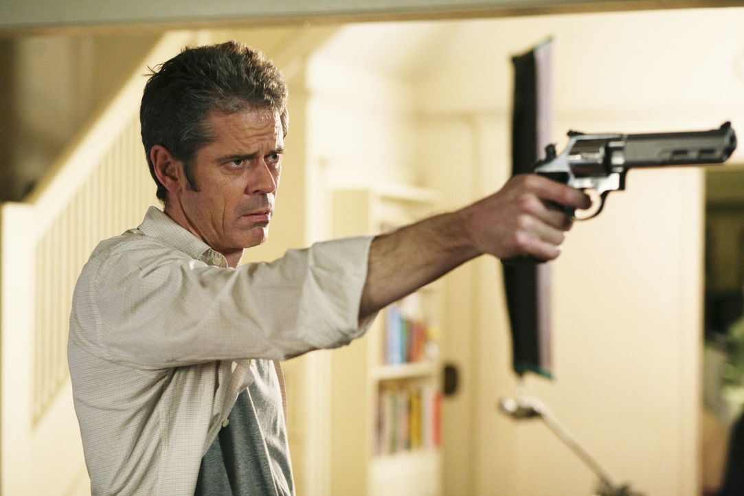 Vom Opfer zum Serientäter: George Foyet (C. Thomas Howell) ... - Bildquelle: Karen Neal 2009 ABC Studios. All rights reserved. NO ARCHIVE. NO RESALE. / Karen Neal