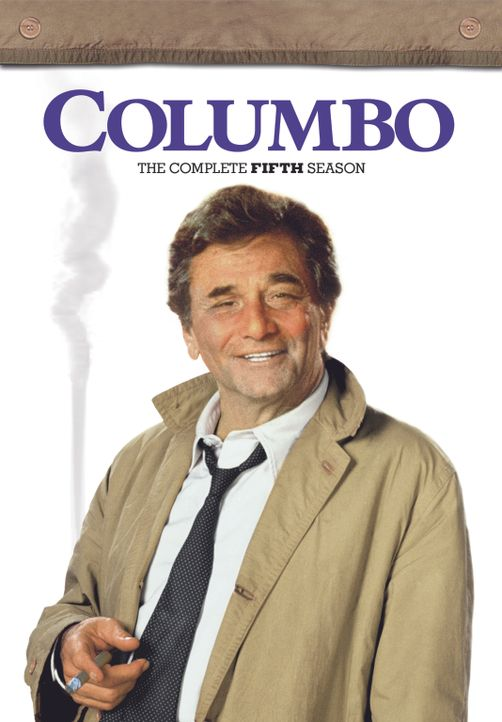 (5. Staffel) - Columbo - Artwork - Bildquelle: 1975 Universal City Studios LLLP. All Rights Reserved.