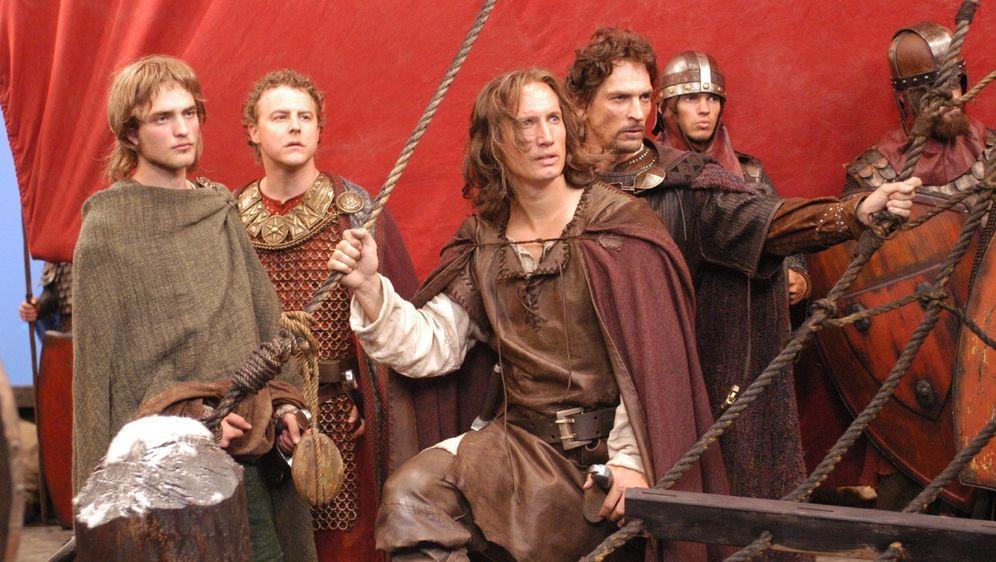 Die Nibelungen - Liebe und Verrat - Bildquelle: Sat.1/© 2004 Tandem Communications/VIP Medienfonds 2&3 TANDEM PRODUCTIONS