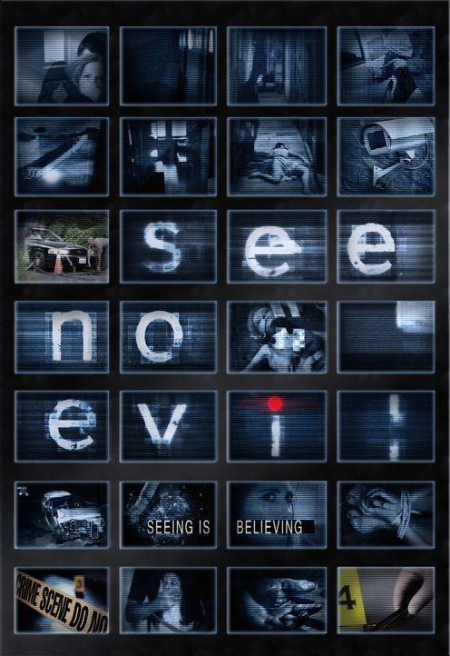 Das Böse im Blick - Augenzeuge Kamera - Artwork - Bildquelle: SALOON MEDIA INC. & ARROW INTERNATIONAL MEDIA LTD.