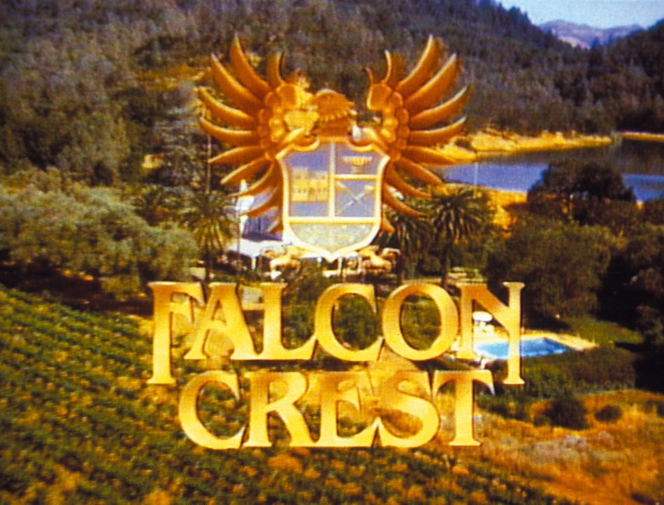Falcon Crest - Logo - Bildquelle: Warner Brothers