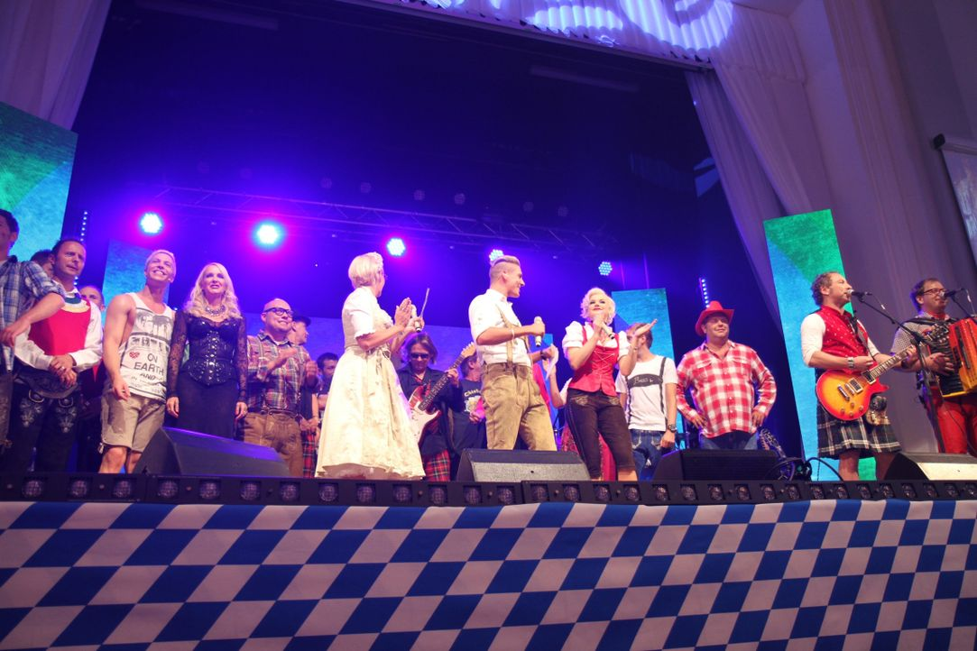 Fetenhits-Oktoberfest-2014-Foto13 - Bildquelle: SAT.1 Gold