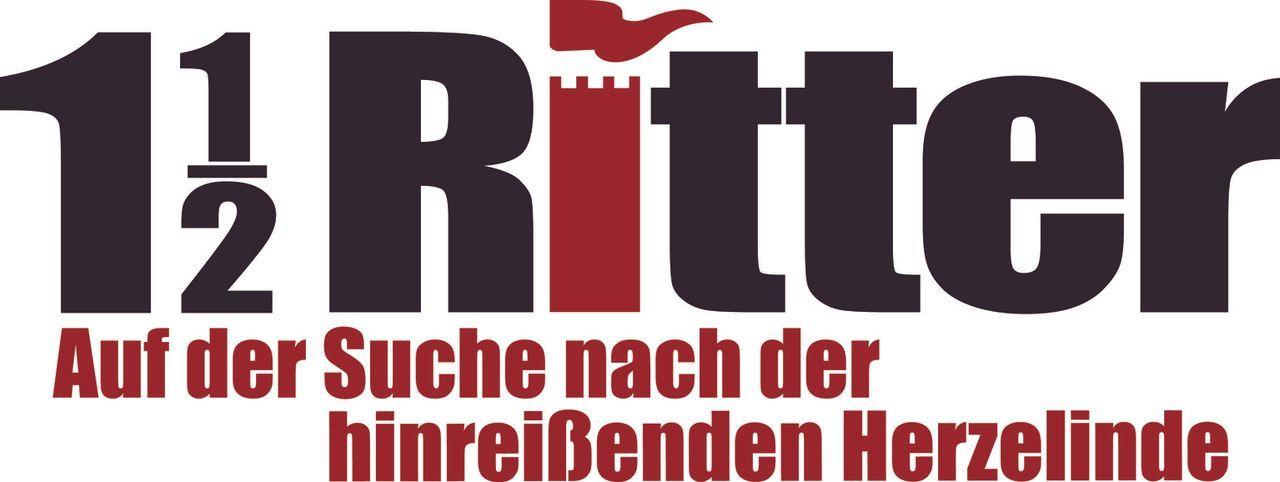 1 1/2 Ritter - Auf der Suche nach der hinreißenden Herzelinde - Logo - Bildquelle: Warner Brothers