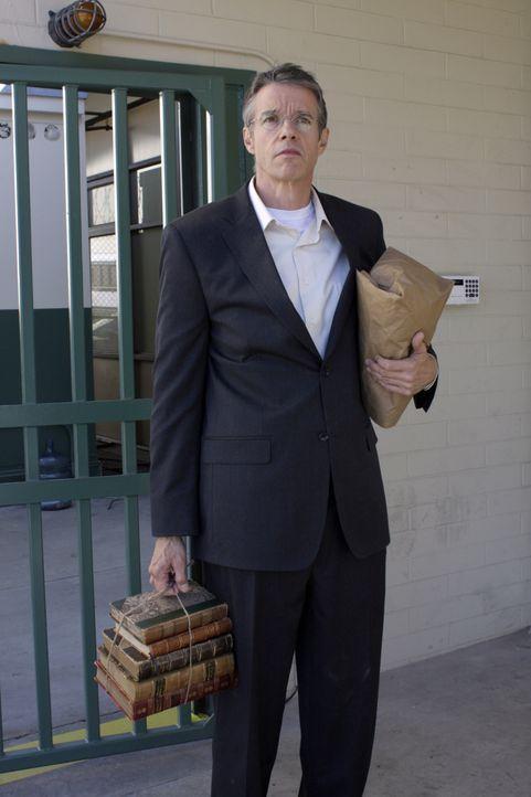 Ist er wirklich nach 25 Jahren Haft rehabilitiert? Donald Sanderson (Kyle Secor) ... - Bildquelle: Ron Tom 2010 American Broadcasting Companies, Inc. All rights reserved. / Ron Tom