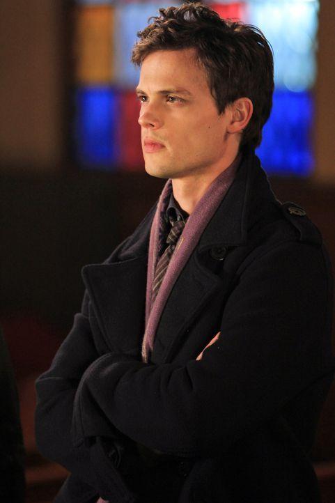 (6. Staffel) Dr. Spencer Reid (Matthew Gray Gubler) - Bildquelle: ABC Studios
