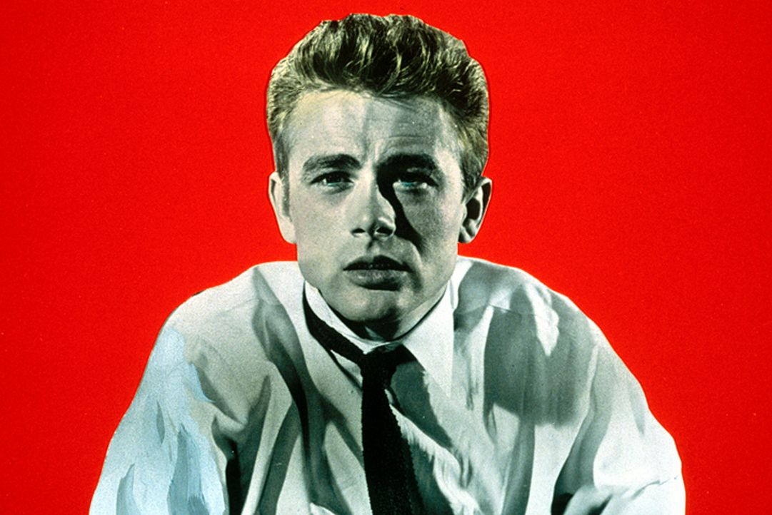 Jim Stark (James Dean) - Bildquelle: Warner Brothers