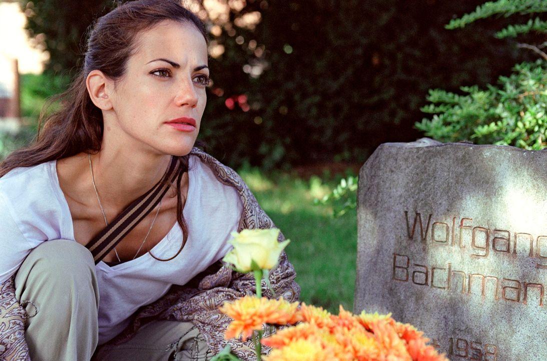 Was ist mit ihrem Vater geschehen? Johanna (Bettina Zimmermann) will endlich Klarheit ... - Bildquelle: Stefan Erhard Sat.1
