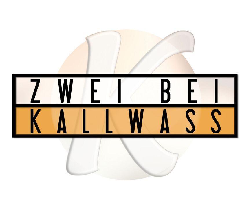 Zwei bei Kallwass - Logo - Bildquelle: Sat.1
