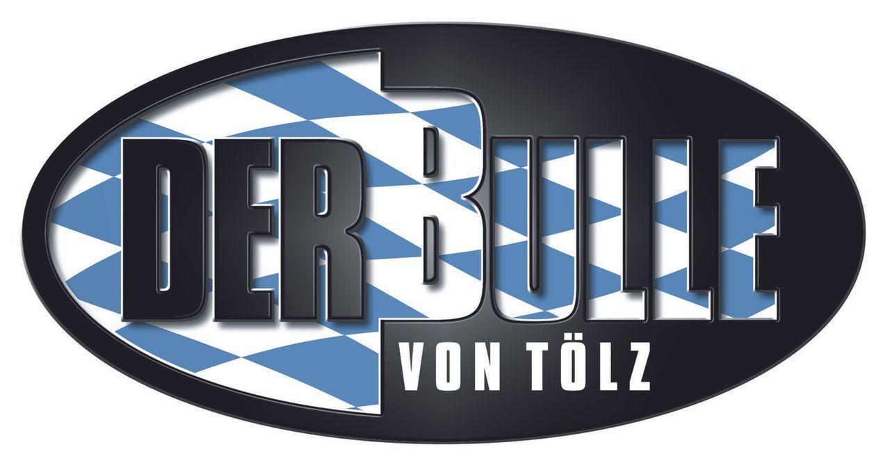 Der Bulle von Tölz - Logo. - Bildquelle: Sat.1