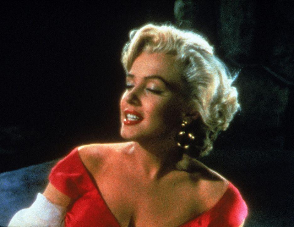 Loomis (Marilyn Monroe) träumt von einem Leben ohne ihren nervenkranken Ehemann - viel lieber würde sie mit ihrem Geliebten eine neue Zukunft beginn... - Bildquelle: 1953 Twentieth Century Fox Film Corporation.