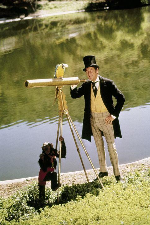 Dr. Dolittle (Rex Harrison) sucht die rosafarbene Riesenseeschnecke ... - Bildquelle: 20th Century Fox Film Corporation