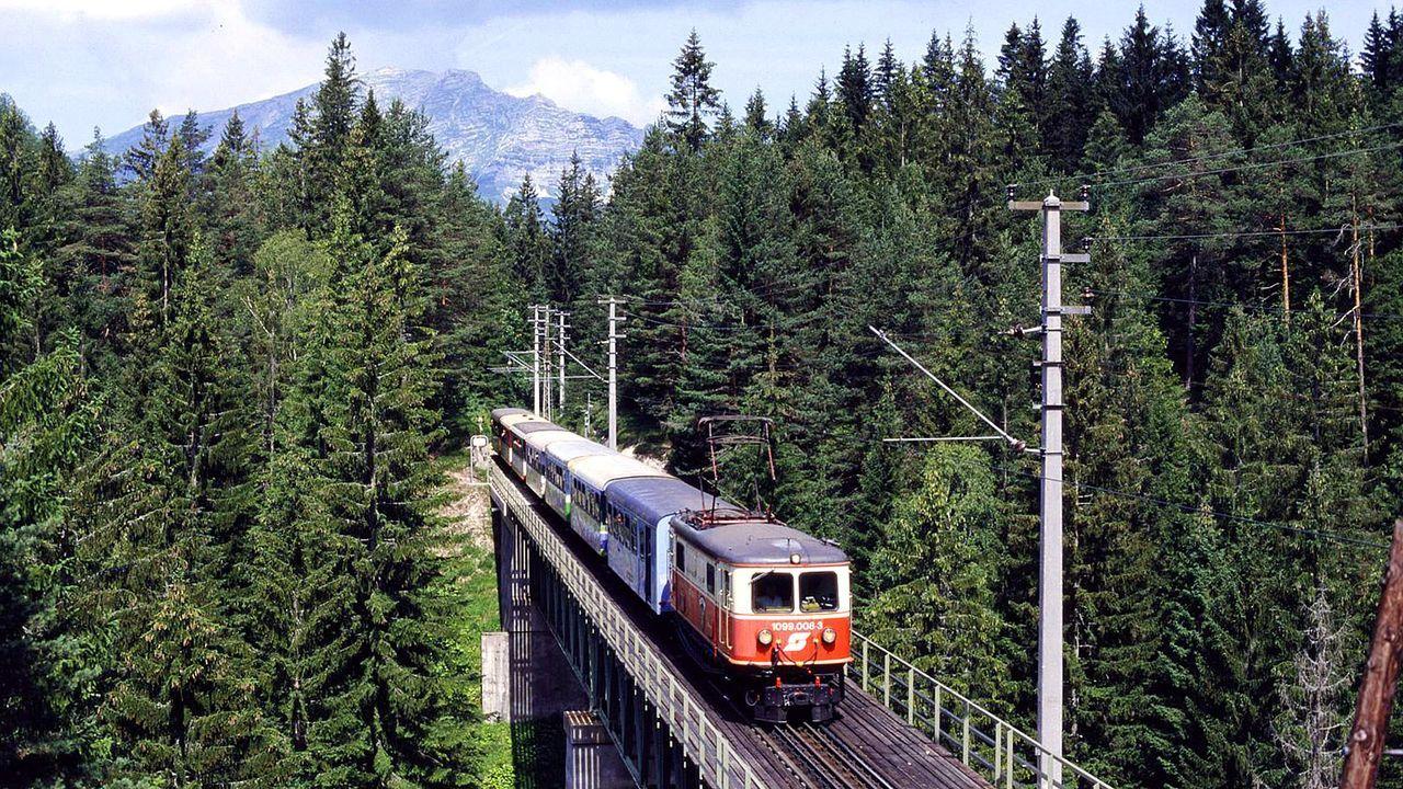 Steiermark Mariazeller Bahn - Bildquelle: Herbert Ortner/Freunde der Mariazellerbahn/dpa/gms