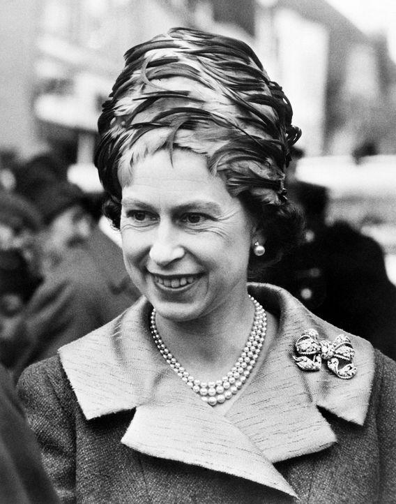 Queen-ElizabethII-1965-04-15-AFP - Bildquelle: AFP