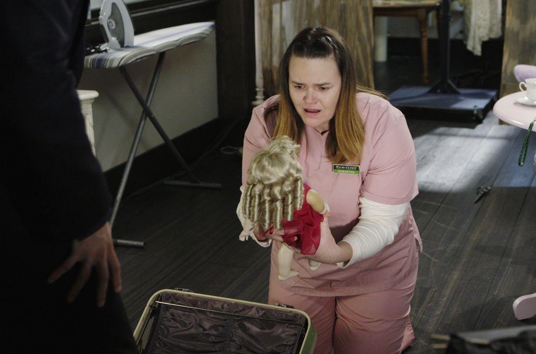 Reid schafft es gerade noch rechtzeitig, drei entführte Frauen aus Samanthas (Jennifer Hasty) Haus zu befreien und der psychisch Gestörten ihre geli... - Bildquelle: Sonja Flemming 2009 ABC Studios. All rights reserved. / Sonja Flemming