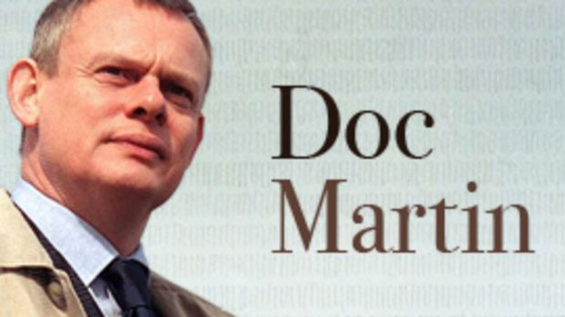 Doc Martin Sat 1 Gold
