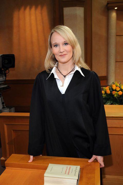Rechtsanwältin Kirsten Klingenberg - Bildquelle: Horst Galuschka Sat.1