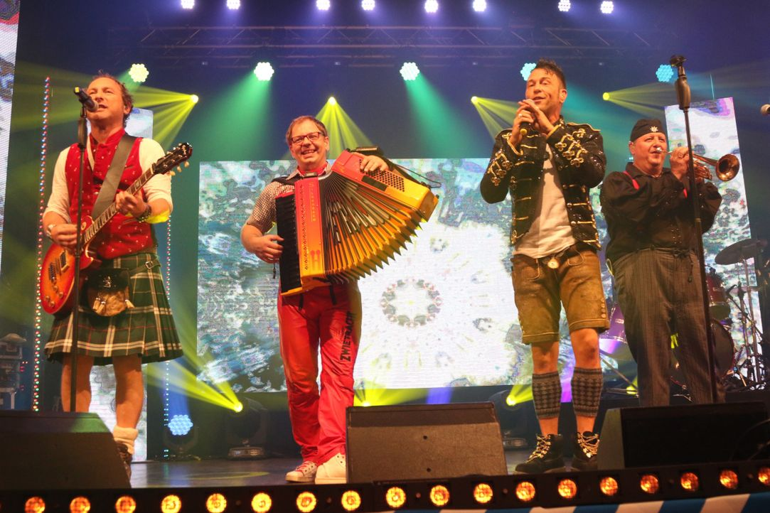 Fetenhits-Oktoberfest-2014-Foto24 - Bildquelle: SAT.1 Gold