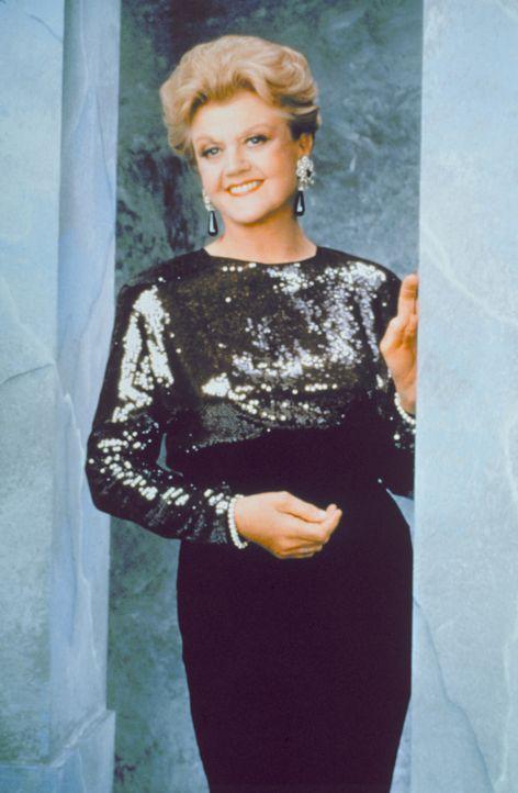 Sie löst die kniffligsten Fälle: Jessica Fletcher (Angela Lansbury) ... - Bildquelle: Universal Pictures