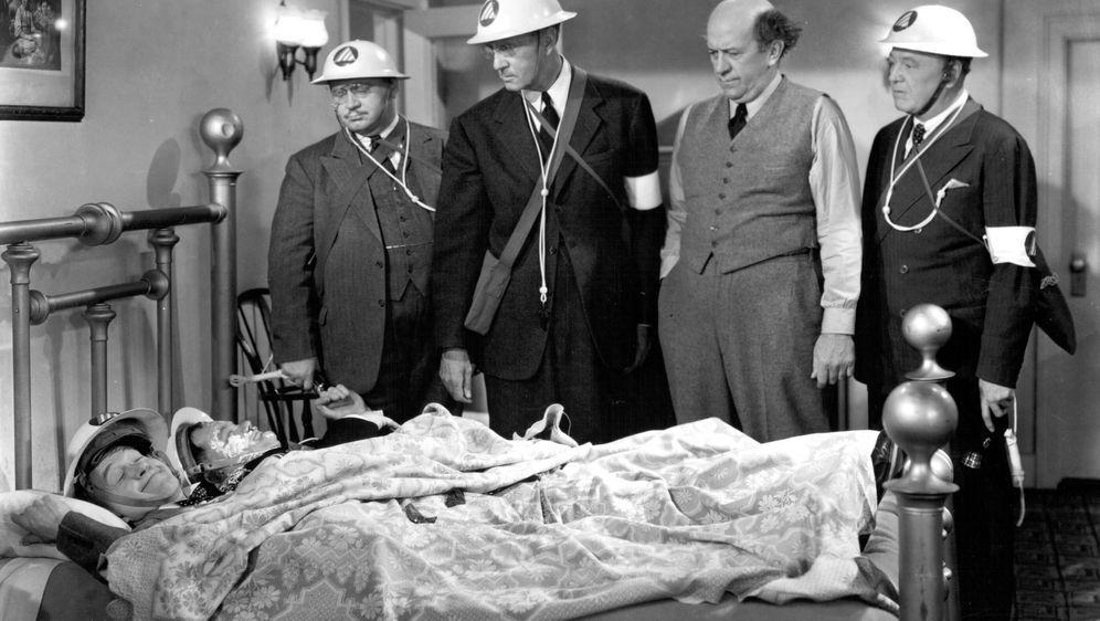 Dick und Doof: Schrecken aller Spione - Bildquelle: 1943 Turner Entertainment Co. All rights reserved.